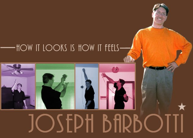 Joseph Barbotti - How It Looks Is How It Feels